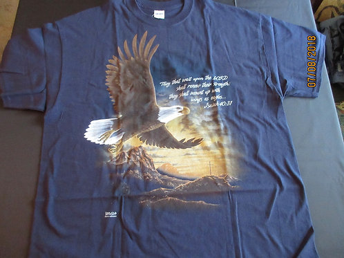 "Adult short Sleeve - ""Eagle"" -"