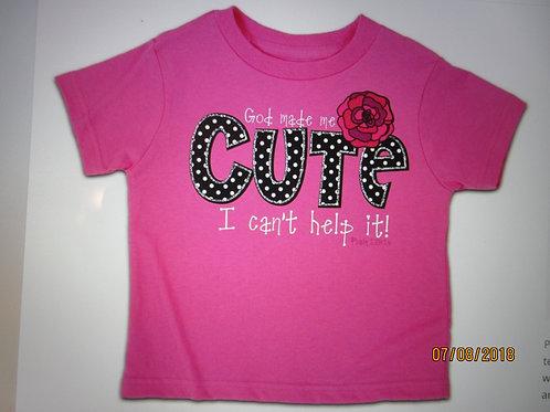 Kidz - Cute  Short Sleeve