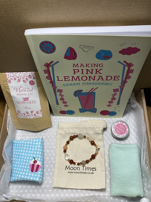 Pre Order - First Moon - Preparing For Periods Gift Box
