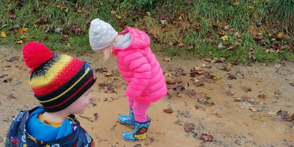 Outdoor GrownUp & Toddler Group