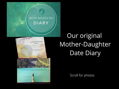 Pre Order Rite For Girls : Mother Daughter Date Diary
