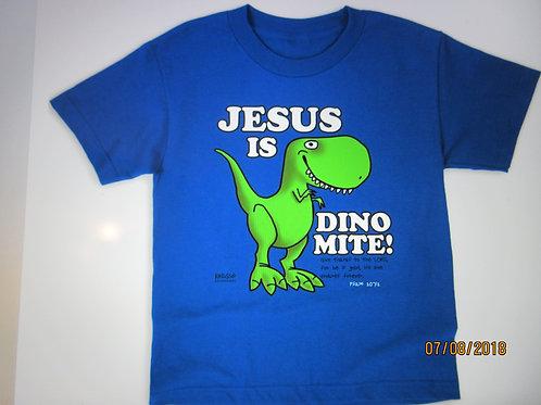 "Kidz - ""Dino-Mite"" Short Sleeve"