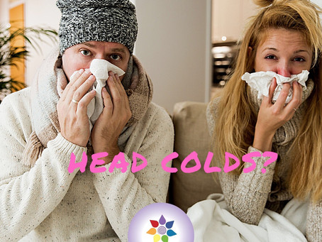 Head Colds- An Alternative Perspective