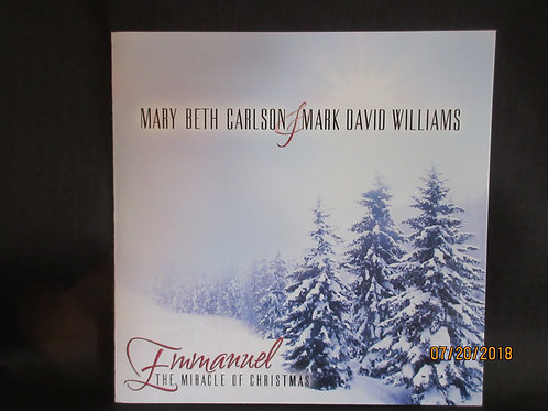 Emmanuel-The Miracle of Christmas CD