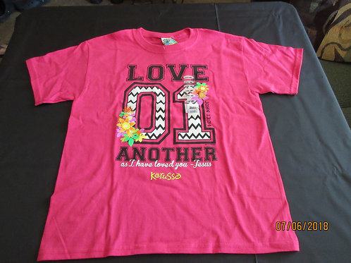 Kidz - Love One Another  Short Sleeve