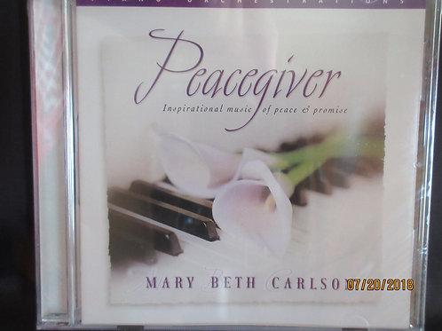Peacegiver CD