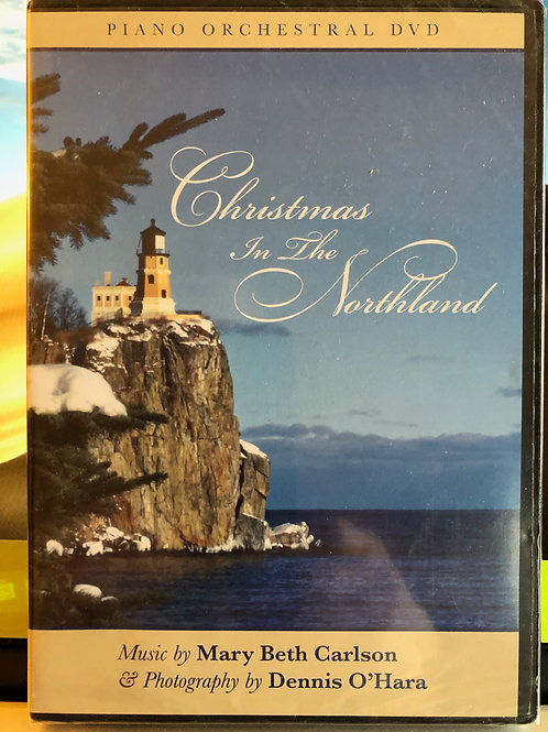 Christmas in The Northland DVD with Music