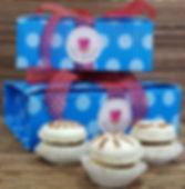 pastelería minicupcakes cupcakes tortas postres cheesecake chocoflan macarons galletas alfajores