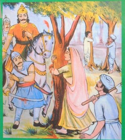 Amrita Devi (1730)