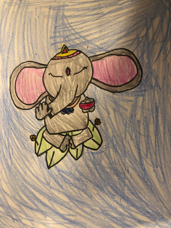 Erika Minucci, 8 yrs old, New Jersey (USA)