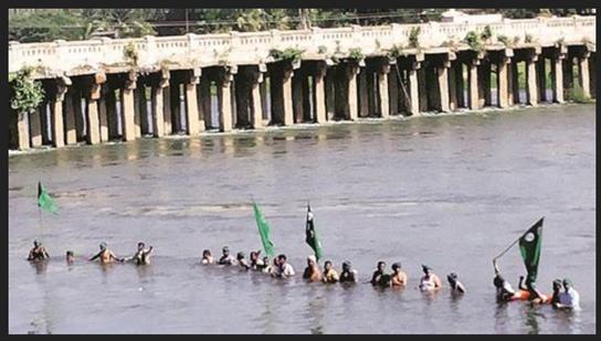 Kaveri water dispute (1)