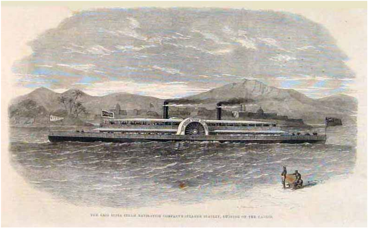 The East India Steam Navigation