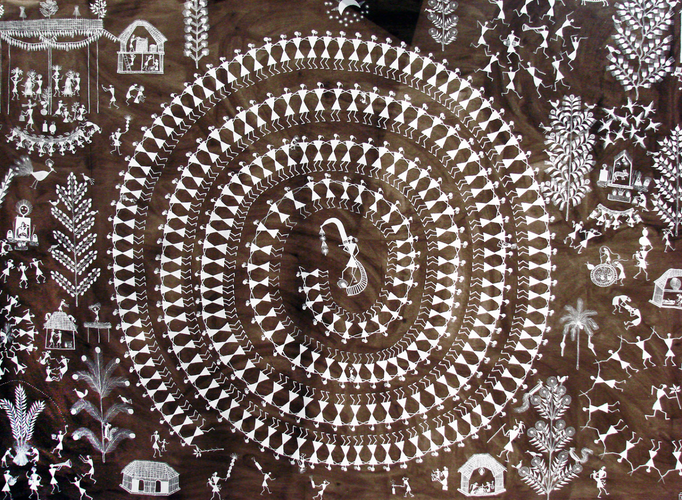 Saura Paintings