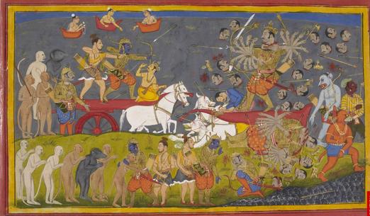 Return of Rama