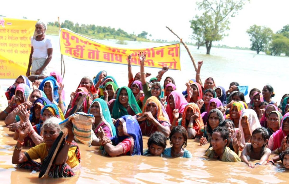 Narmada Bachao Andolan movement (1)