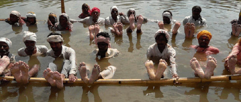 Narmada Bachao Andolan movement (2)
