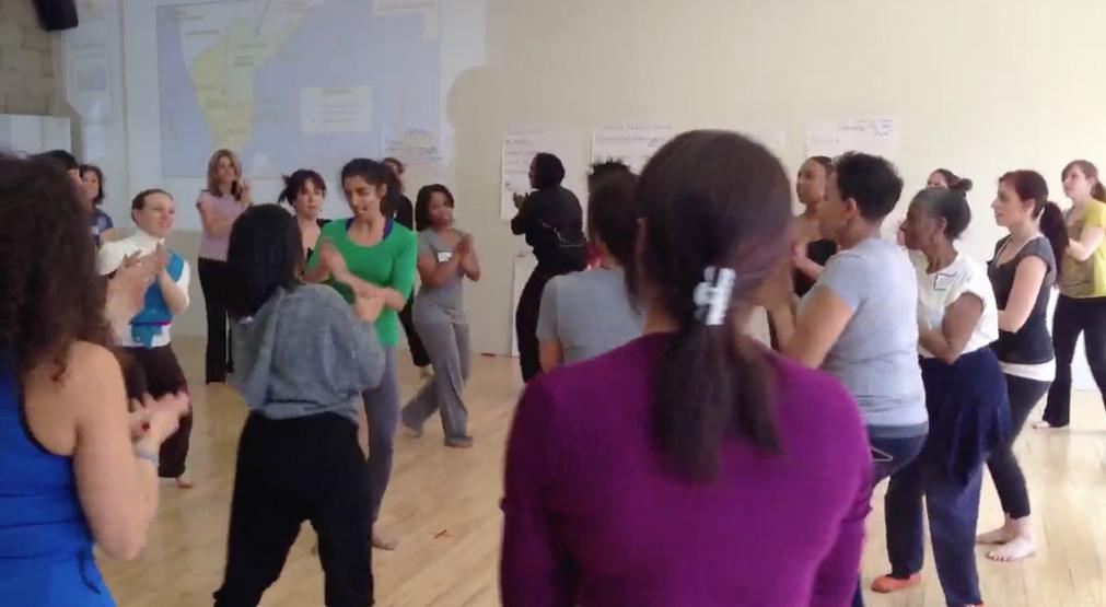 Teachers' workshop