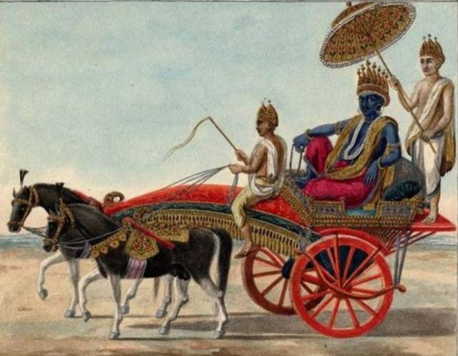 King Indradyumna