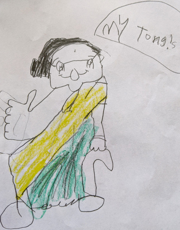 Saketh D. (aged 9) from New Jersey