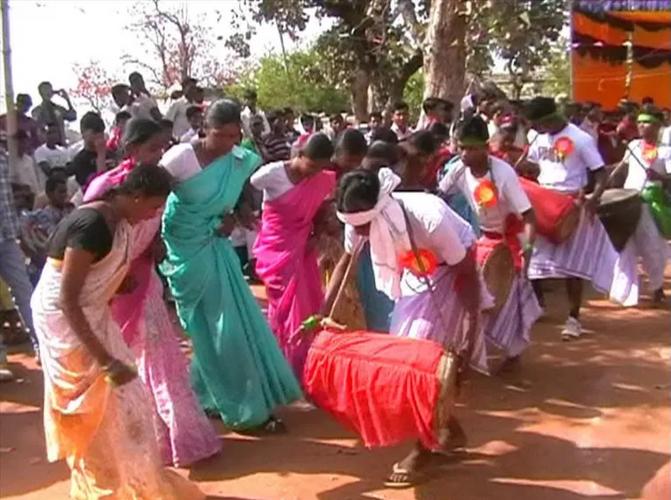 Sarhul Festival