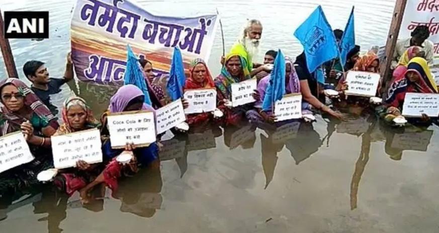 Narmada Bachao Andolan movement (3)
