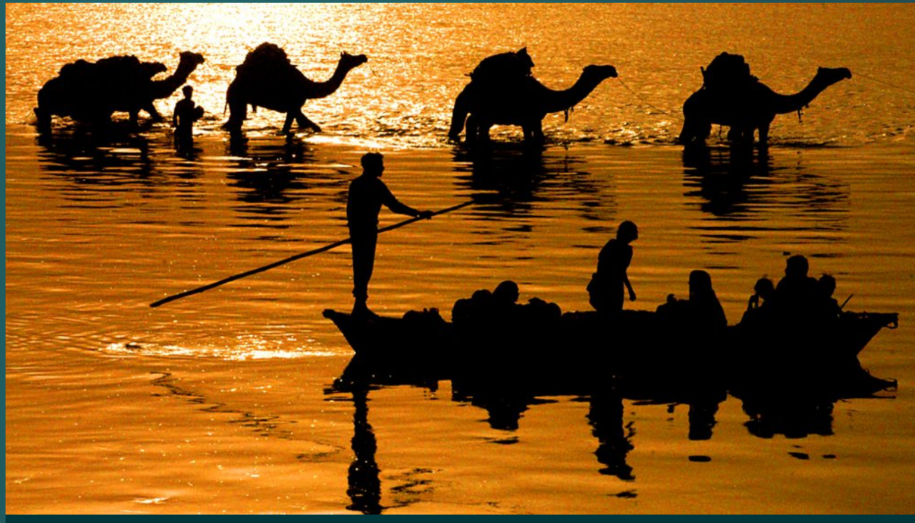 BBC Series: The Ganges