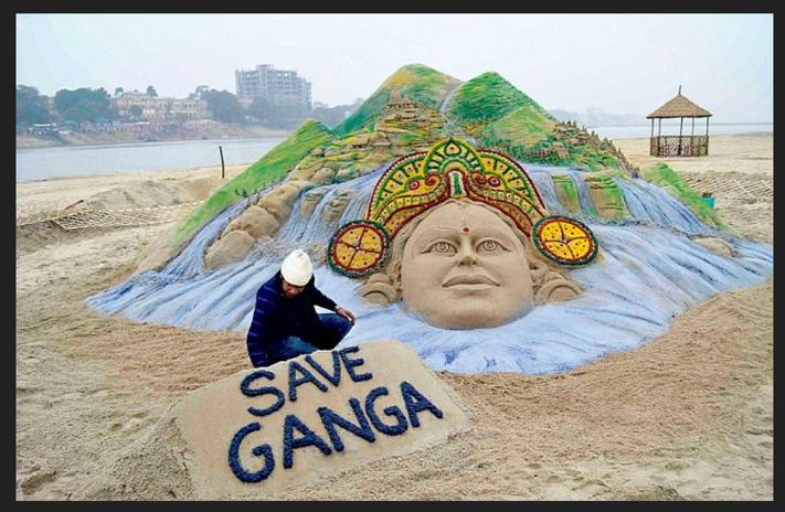 Save Ganga Project