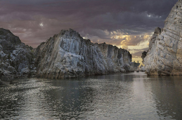 The Marble Cliffs