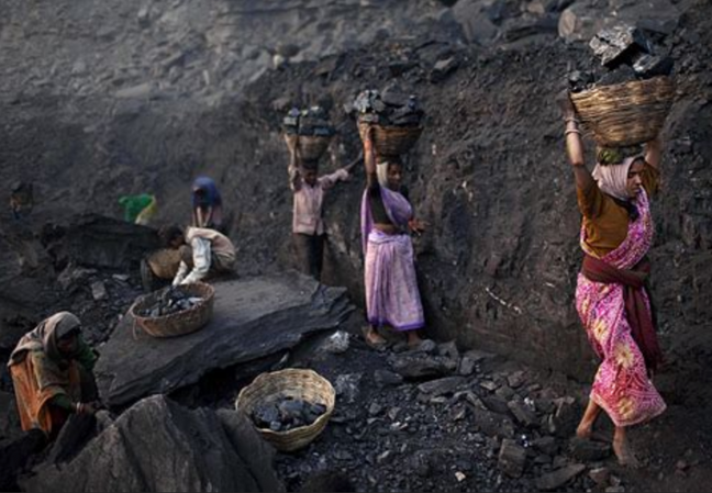 Coal Scavengers (Jharkhand)