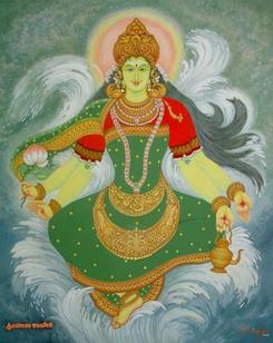 Goddess Kaveri