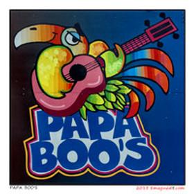 Danny Lang @ Papa Boo's - Sunday June 6th