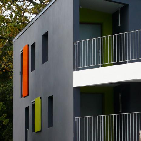 8 logements - Chapelle des marais_