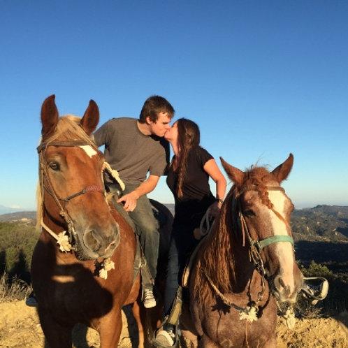Montana Horseback Ride  (2 Hours per person)