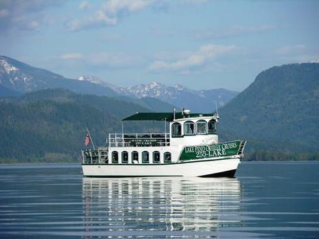 Lake Pend Cruise