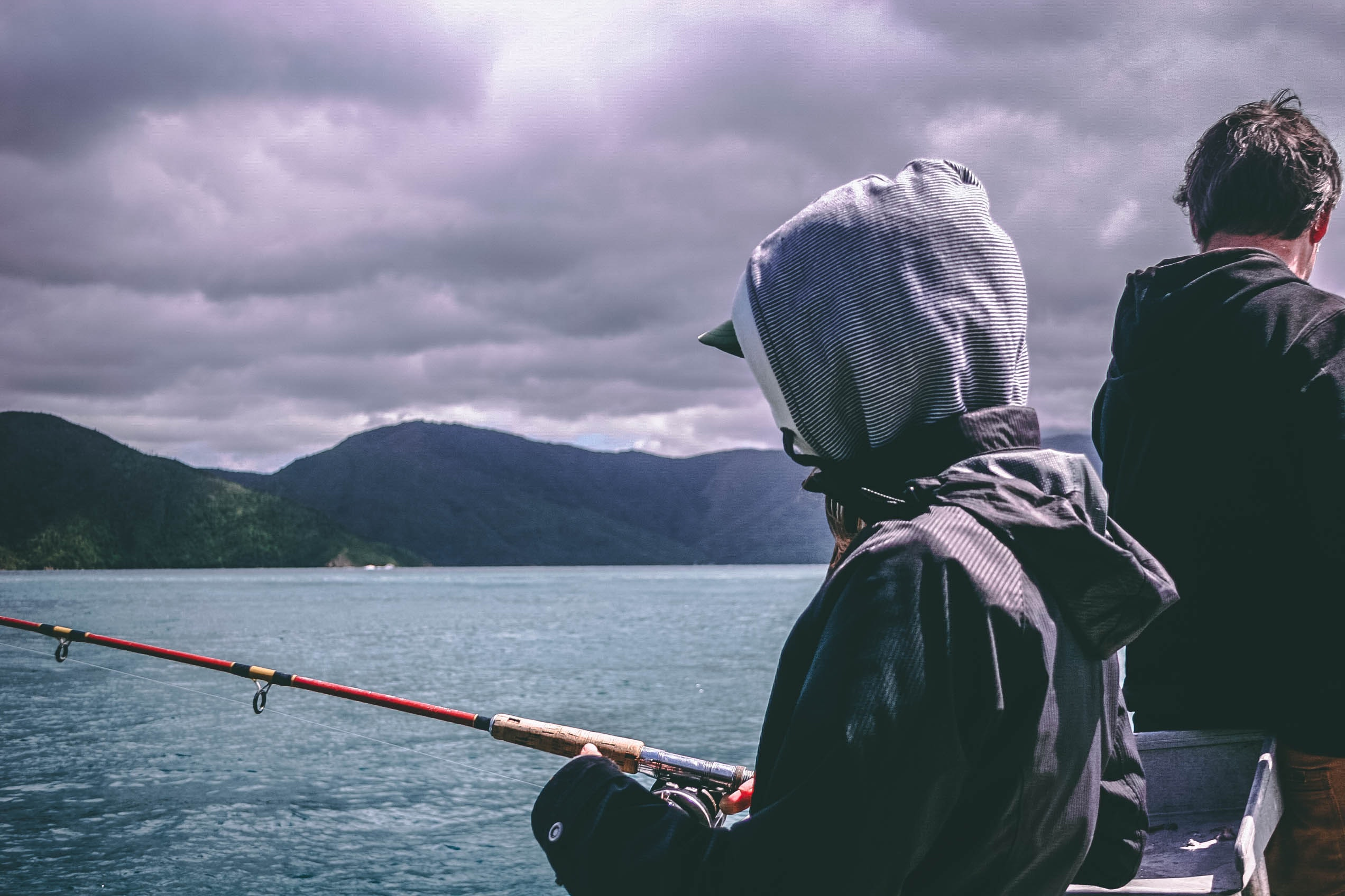 beach-clouds-daylight-fishing-848737