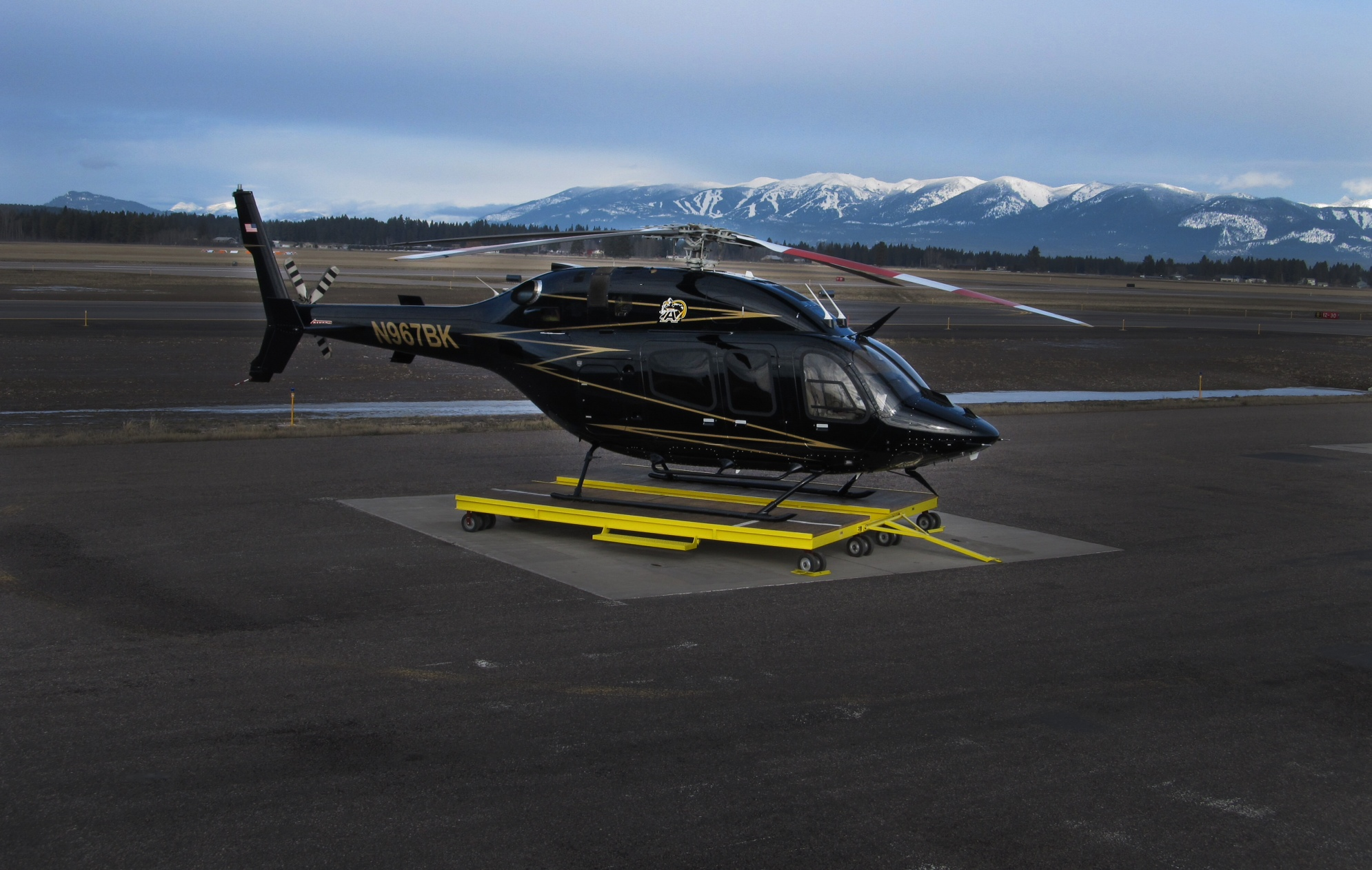 Our Executive Bell 429