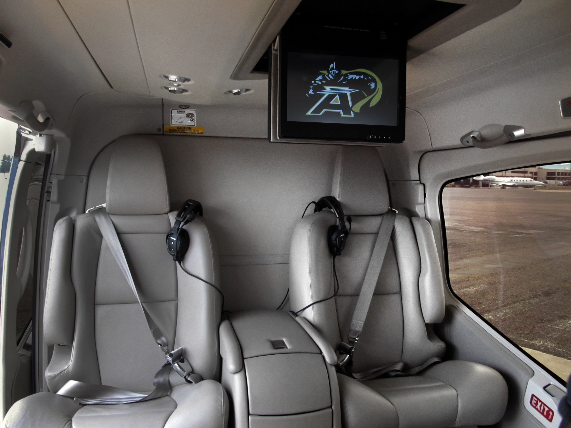 Interior Bell 429