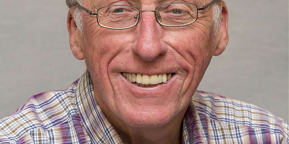Acclaimed Author, Peter Moss