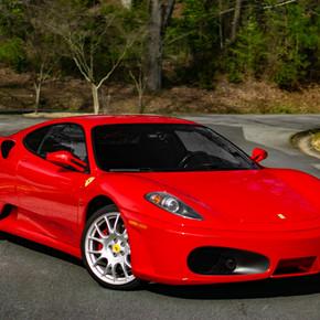2007 Ferrari F430 Coupe