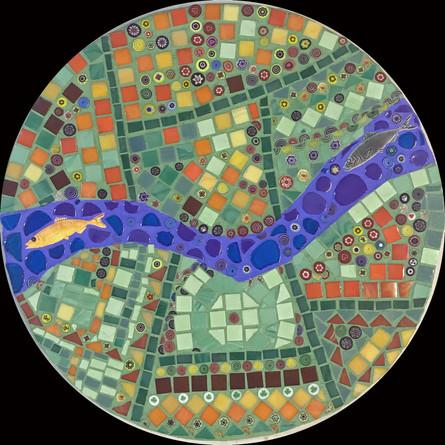 Circle C. 40 cm