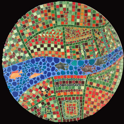 Circle B. 60 cm