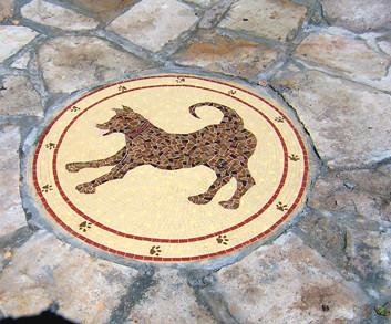 Dog Medallion
