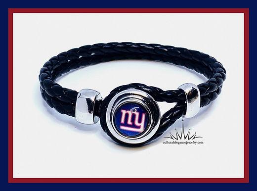 NY Leather Bracelet!