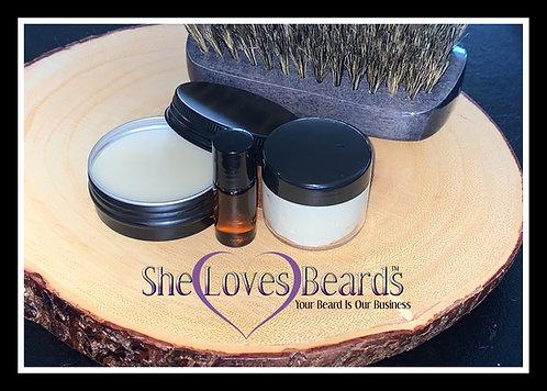 Sample Beard Kit