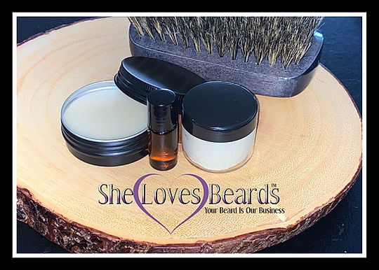Sample Beard Kit
