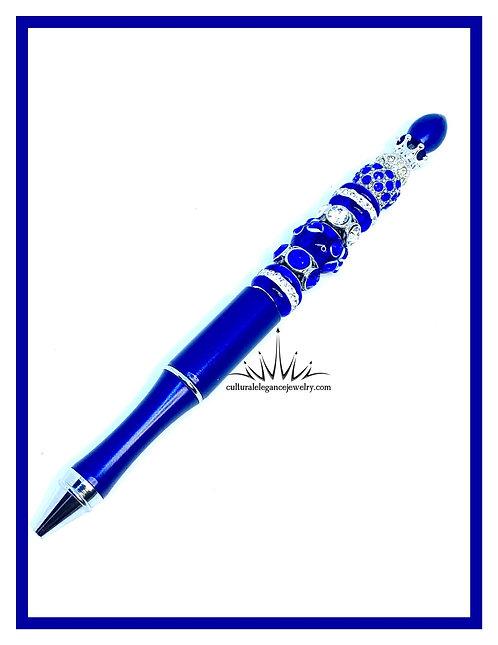 """The Blueprint"" Boss Lady Pen"