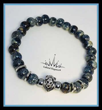 Lion's Head Bracelet