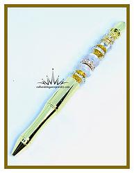 """""""Golden Rule"""" Boss Lady Pen"""