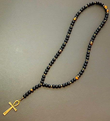 Ankh Necklace (long)