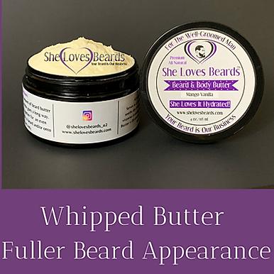 Beard and Body Butter